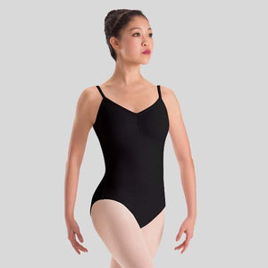 MOTIONWEAR PINCH-FRONT CAMISOLE LEOTARD - ADULT #2516