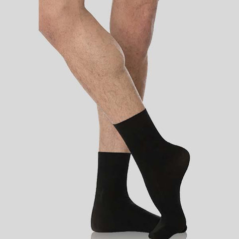 BODY WRAPPERS MENS DANCE SOCKS - MENS #M71