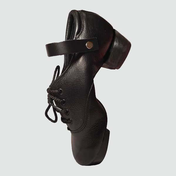 RUTHERFORD SUPER FLEXI BLACK SUEDE SOLE