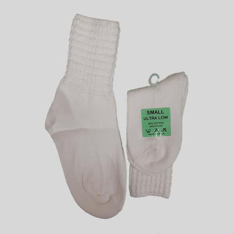 ANTONIO PACELLI ULTRA LOW SOCKS (LIME LABEL)