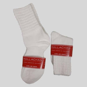 ANTONIO PACELLI ANKLE LENGTH SOCKS SEAMLESS TOE W/ARCH SUPPORT