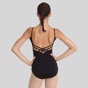 CAPEZIO V-NECK CAMISOLE LEOTARD - ADULT #CC102