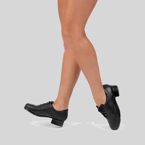 CAPEZIO ROXY TAP SHOES - ADULT #960