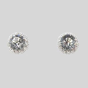 CRYSTAL EARRINGS - #E090234H
