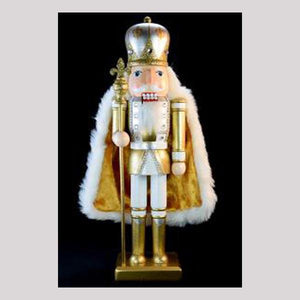 "JR INC 14"" GOLD KING WITH CAPE - #JR-14811"