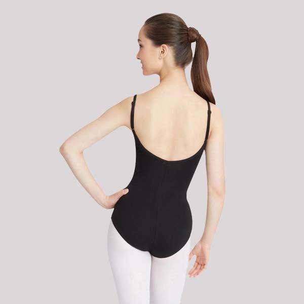 CAPEZIO ADJUSTABLE STRAPS CAMISOLE LEOTARD - ADULT #CC100