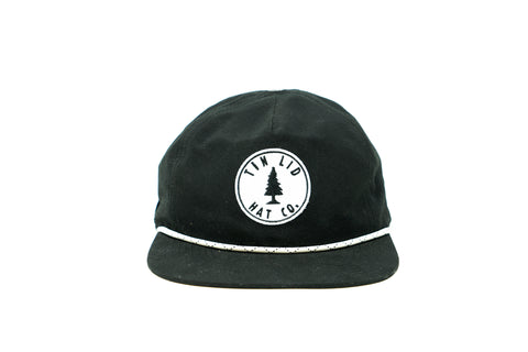 The Black Easy-Goer Hat