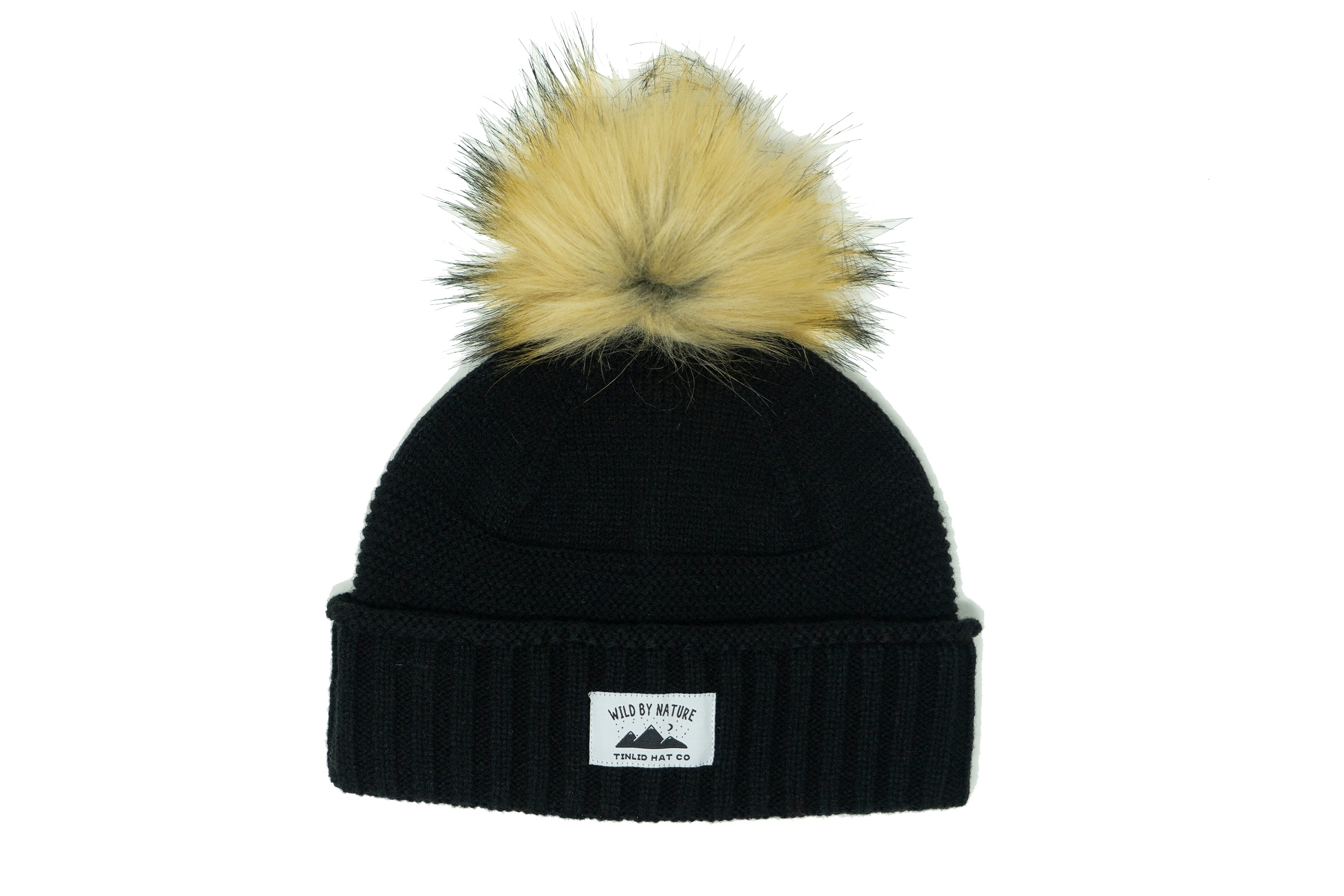 The Black Wild By Nature Beanie