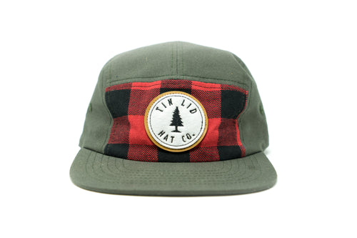 The Flannel Wayfarer Hat