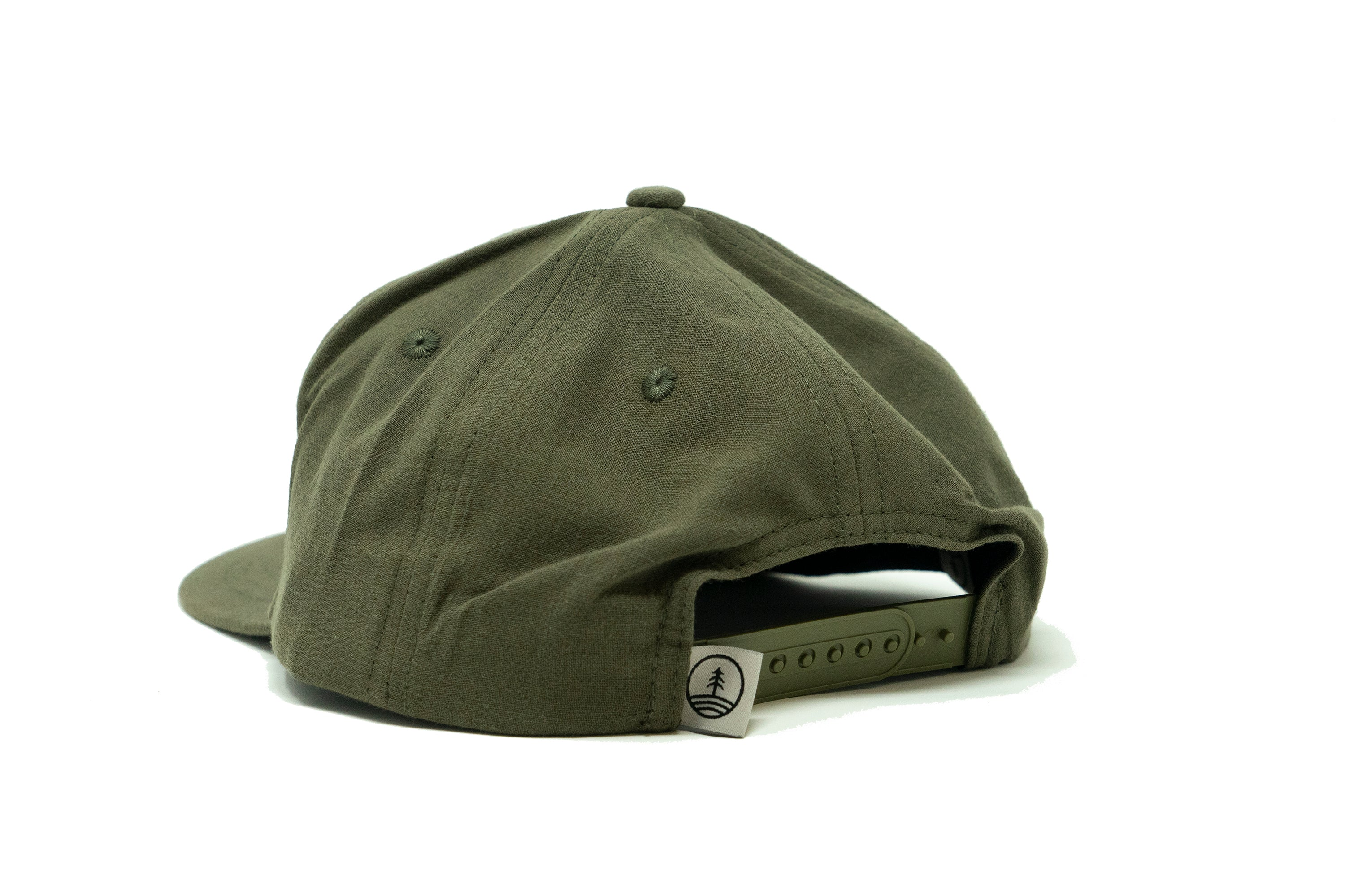 The Olive Easy-Goer Hat
