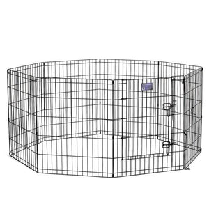 Midwest Exercise Pen with Door