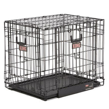 Load image into Gallery viewer, KONG® Space Saving Double-Door Pet Crate