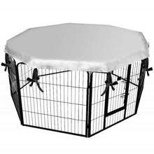 Load image into Gallery viewer, Oxford Foldable/Washable Pet Kennel Crate Cover