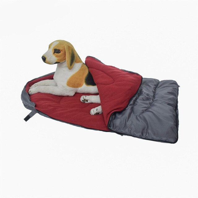 Waterproof Dog Sleeping Bag Pet Bed Kennel Mat