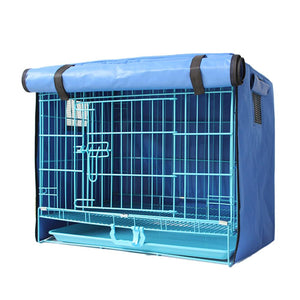 Pet Dog Cages Cover Waterproof Washable Pet Dog Cage