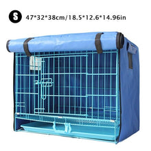 Load image into Gallery viewer, Pet Dog Cages Cover Waterproof Washable Pet Dog Cage