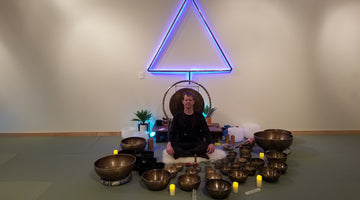 Sound Meditation Experience with Katie