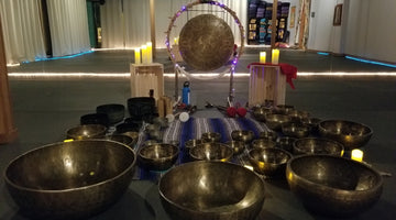 Naji's Midtown Yoga and Singing Bowl Experiences