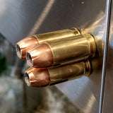 .45 ACP Hollow Point Refrigerator Magnets (3-pack)