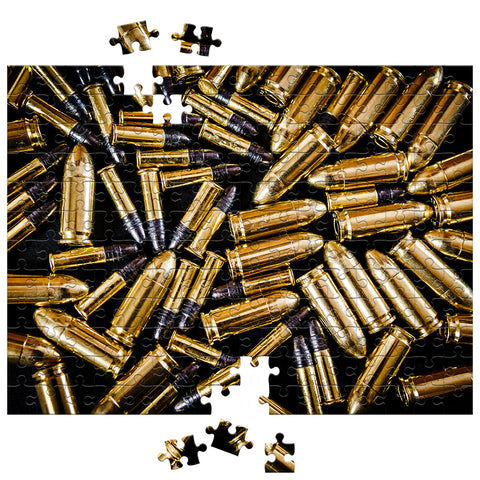 Bullet Puzzle - Bullets & Ammo Jigsaw Puzzle