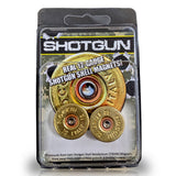 Shotgun Shell Magnets 12 gauge (2-pack)