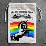 Magic Unicorn Poop - Rainbow Flavored Poop Candy Bag