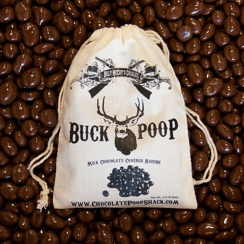 Chocolate Buck Poop | 5 oz Bag