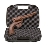 Chocolate Revolver - Full Size Milk Chocolate Gun