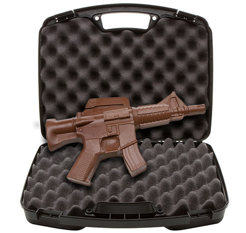 Solid Milk Chocolate AR15 - Mini Chocolate Machine Gun