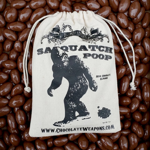 Sasquatch Poop / Bigfoot Poop | 5 oz Bag
