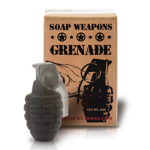 Soap Grenade : 'The Black Stallion'