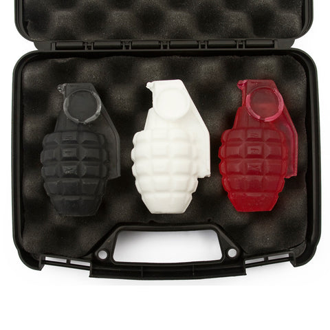 Soap Grenade Gift Set: 'Dare Devil'