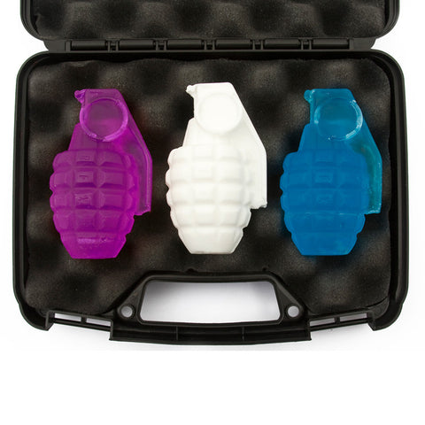 Soap Grenade Gift Set - Mr. & Mrs. Smith