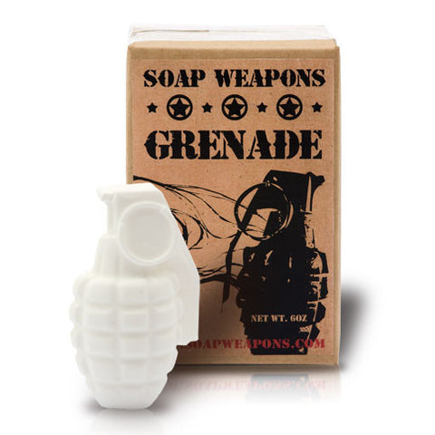Soap Grenade : 'Innocent Spy'