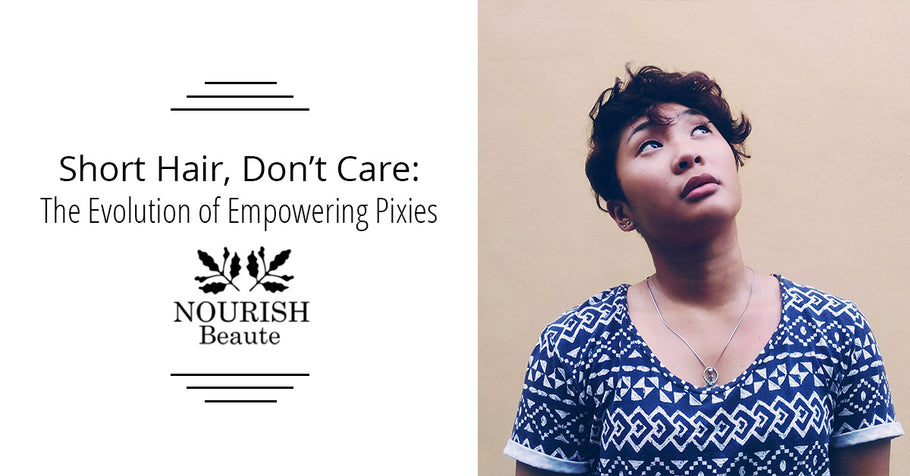 Short Hair, Don't Care: The Evolution Of Empowering Pixies