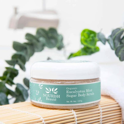 Eucalyptus Mint Sugar Body Scrub