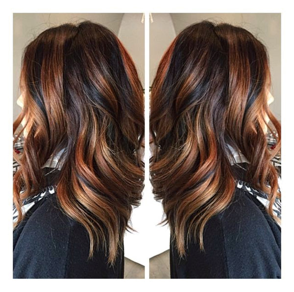 chocolate-brown-caramel-highlights