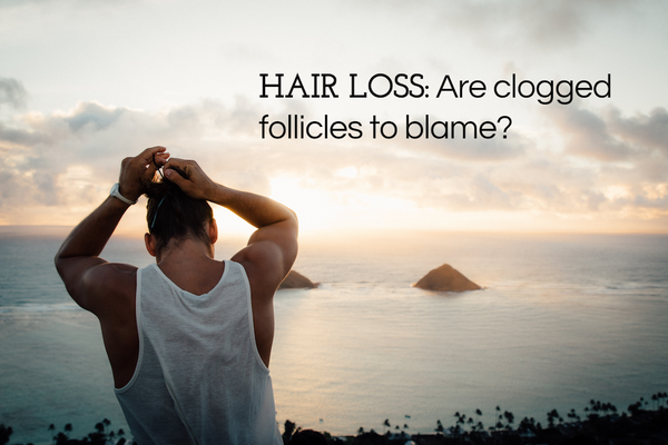 clogged-hair-follicles