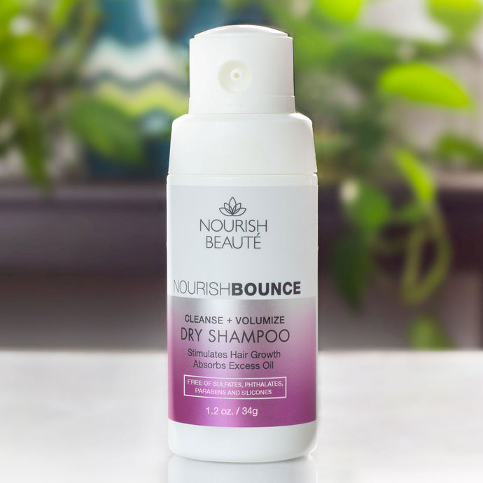 NourishBOUNCE Hair Growth Support Dry Shampoo Powder