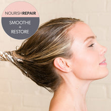 Load image into Gallery viewer, NourishREPAIR Smoothe + Restore Hair Growth Conditioner