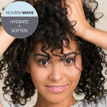 Load image into Gallery viewer, NourishWAVE Hydrate + Soften Hair Growth Shampoo
