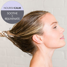 Load image into Gallery viewer, NourishCALM Soothe + Rejuvenate Hair Growth Conditioner
