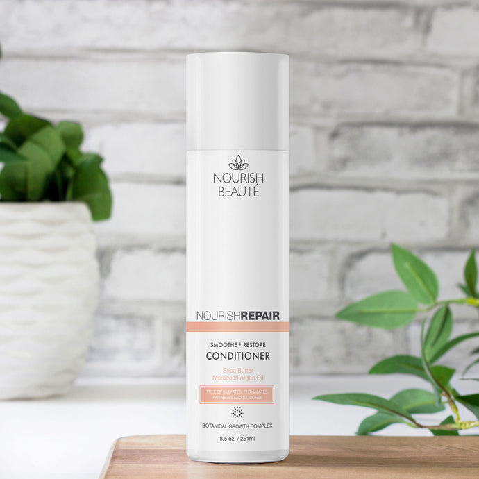 NourishREPAIR Smoothe + Restore Hair Growth Conditioner