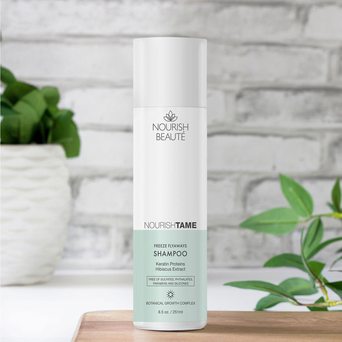 NourishTAME Freeze Flyaways Shampoo