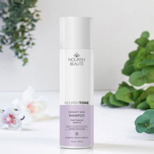 Load image into Gallery viewer, NourishTONE Highlight + Shine Shampoo