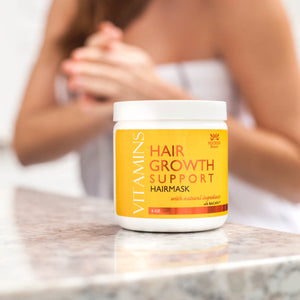 Vitamins Hair Growth Support Nourishing HairMask with Natural Ingredients