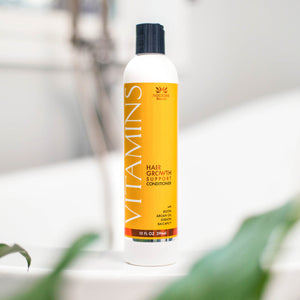 Vitamins Hair Growth Support Conditioner