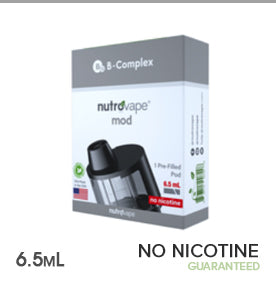 B12 POD | 6.5L | No Nicotine Guaranteed | Available at Nutritionrite.com