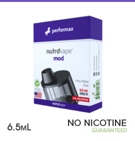 Performax POD | 6.5L | No Nicotine Guaranteed | Available at Nutritionrite.com