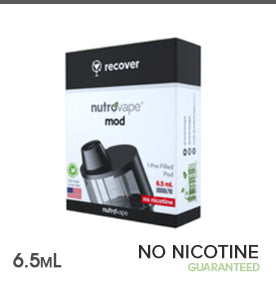 Recover POD | 6.5L | No Nicotine Guaranteed | Available at Nutritionrite.com